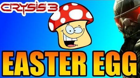 Crysis 3 - Mushroom Trip Easter Egg