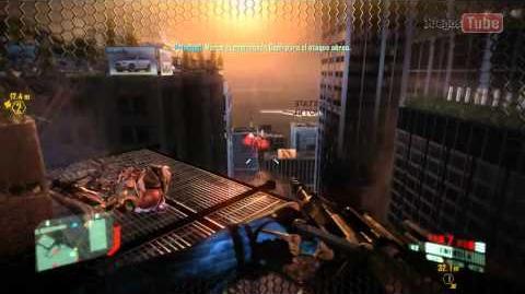 Crysis 2 PC Español - Mision 17 De Las Cenizas