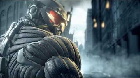 Crysis 2 - The Wall trailer (v2)