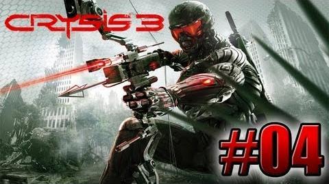 Crysis 3 Mision 4 Sin Seguros Español Let's Play Walkthrough