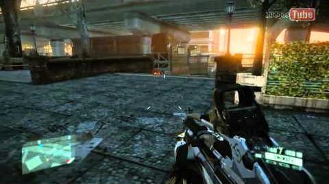 Crysis 2 PC Español - Mision 3 Furia al Volante