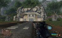 Bunker Closed