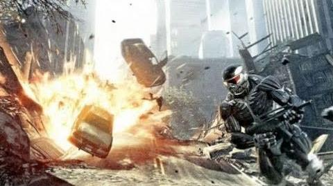 Crysis 2 Trailer Be The Weapon