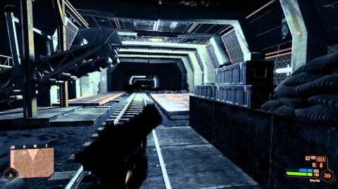 Crysis Warhead Mission 5 Below The Thunder