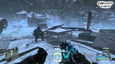 Crysis - HD - Paradise Lost Español