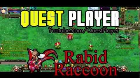 Crystal Saga Rabid Raccoon Mount Review