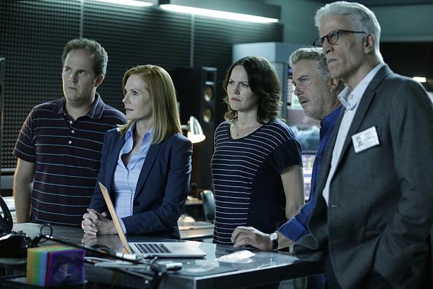 Crime Scene Investigation Season 16