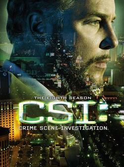 CSI Crime Scene Investigation - The Eighth Season (DVD).jpg