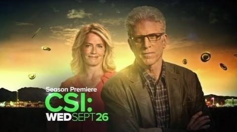 CSI Season 13 Promo 1 (HD)
