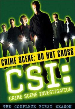 CSI Crime Scene Investigation - The Complete First Season (DVD).jpg