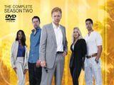 Segunda temporada de CSI: Miami