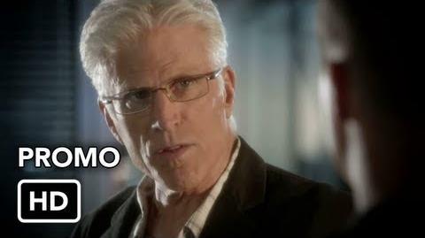 "CSI 13x05 Promo ""Play Dead"" (HD)"
