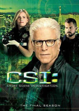 Crime Scene Investigation Season 15