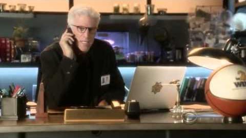 CSI Season 13 Episode 8 CSI on Fire Promo