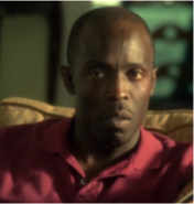 CSI Michael K williams