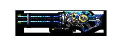 Laser Minigun Snake