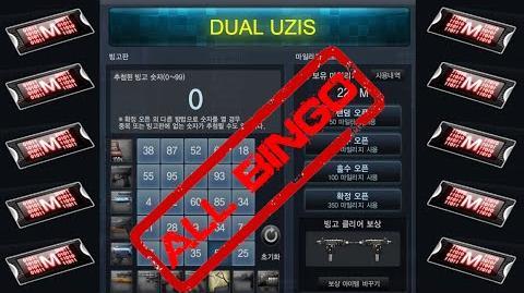 Dual Uzi Review (Counter-Strike Online)