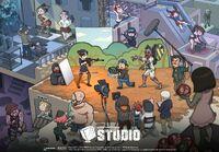 Studio poster hd
