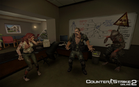 ZombieZ office