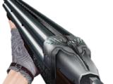 Quad-barreled shotgun
