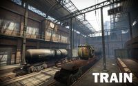 Train/CSO2