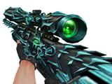 Barrett M95 Ghost Knight
