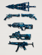 Crack weapons