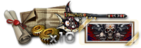 Fabextraskull9setweaponpaintblood