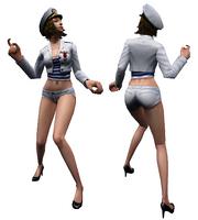 Marinegirl model