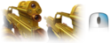 1x normal zoom (Gold)