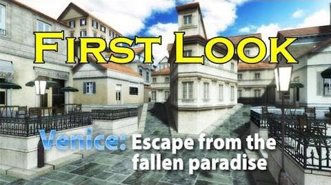 CSO Singapore Malaysia First Look On Zombie Escape Venice