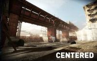 Centered
