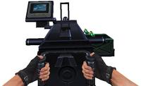 Mountgun shoot