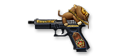 Oz Lion Pistol