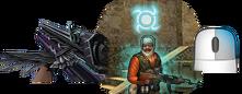 Thanatos Blade System