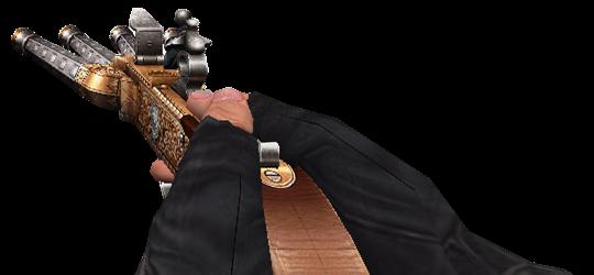 Special Duck Foot Gun