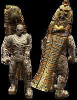 Mummy origin
