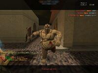 Red Enhanced Origin Heavy Zombie