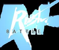 Rush battle logo