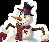 Snowman announce