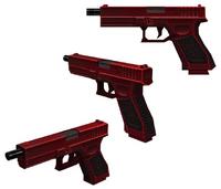 Glock18 worldmodel