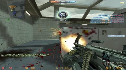 CSO New Weapon HK121 Custom (Gameplay)