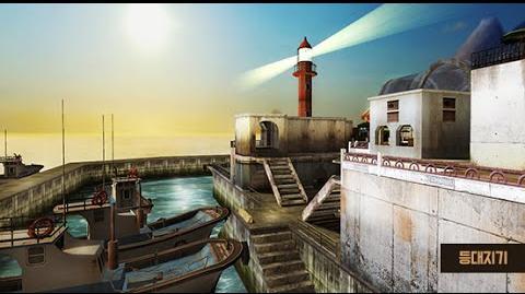 CSO New Map FARERO (Lighthouse Keeper)