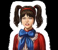 Yuri frown