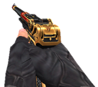 Luger ex viewmodel