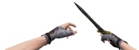 Pve knife viewmodel