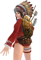 Yuri windian costume
