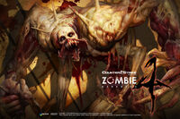 Hiddenzombie poster kr