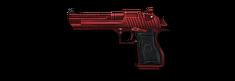 Desert Eagle Red