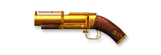 M79 Saw off Gold